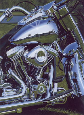 Reflections On Canvas- Signed By The Artist – CanvasGiclee – Limited Edition – 100S/N – 34x25