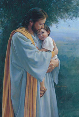 In Thy Tender Care- Signed By The Artist – CanvasLithograph  – Limited Edition  – 180S/N  –  18 1/2x11 1/2