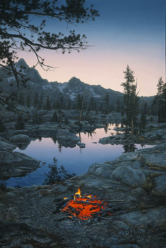 Embers At Dawn- Signed By Andrea Lyman – CanvasGiclee – Limited Edition – 298S/N – 54x36