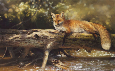 Lazy Days On The Big Crooked- Signed By The Artist – CanvasGiclee – Limited Edition – 75S/N – 22x35