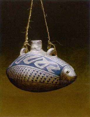 A Fish, Out Of Water- Signed By The Artist – CanvasGiclee – Limited Edition – 180S/N – 14x11