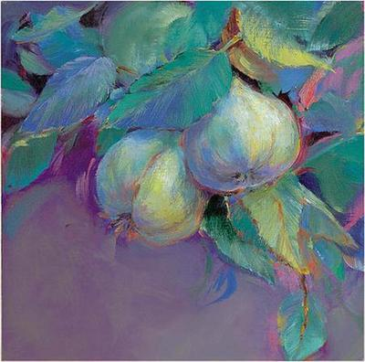 Figs- Signed By The Artist – CanvasGiclee  – Limited Edition  – 195S/N  –  10x10