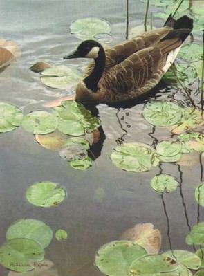 Filigree Reflections- Signed By The Artist								 – Paper Lithograph – Limited Edition – 650 S/N – 21 3/8 x 16