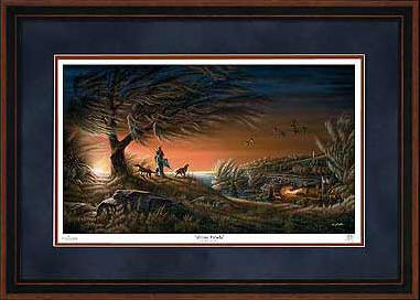 Lifetime Friends – Framed- Signed By The Artist								 – Paper Lithograph – Limited Edition – 3500 S/N – 28 1/2 x 42