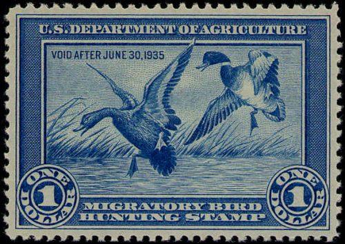 1934 RW1  MALLARDS