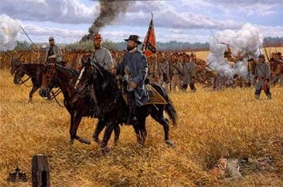 We Gained Nothing But Glory – Gettysburg- Signed By The Artist – PaperLithograph – Limited Edition – 950S/N – 20x30