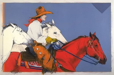 The Thrill Of The Race- Signed By The Artist								 – Paper Giclee – Limited Edition – 175 S/N – 20 x 30