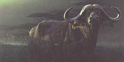 Undaunted Danger- Signed By The Artist – CanvasGiclee – Limited Edition – 18A/P – 22x44