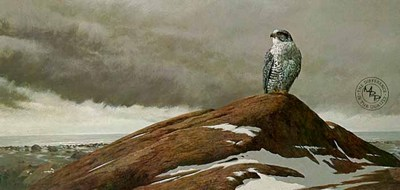 On Watch- Signed By The Artist								 – Paper Lithograph – Limited Edition – 950 S/N – 16 5/8 x 33 3/8 –