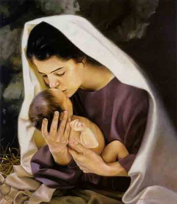 She Shall Bring Forth A Son- Signed By The Artist – CanvasGiclee – Limited Edition – 350S/N – 22x19