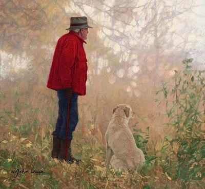 Autumn Friends- Signed By The Artist – CanvasGiclee – Limited Edition – 200S/N – 13x14