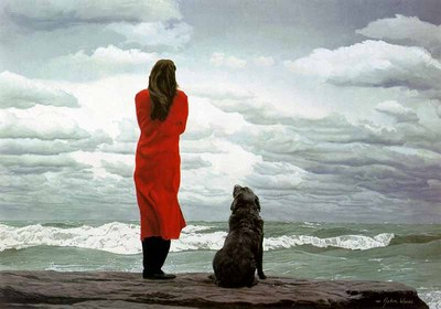 Before The Tempest- Signed By The Artist – CanvasGiclee – Limited Edition – A/P – 19x26