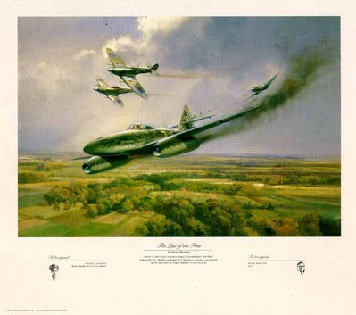 The Last Of The First- Signed By The Artist – PaperLithograph  – Limited Edition  – 850S/N  –  18x26