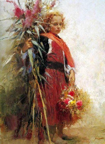 Flower Child – Signed By The Artist – Limited Edition