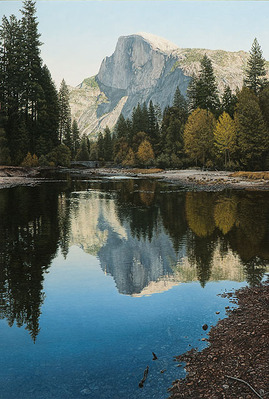 Majestic Serenity- Signed By The Artist – CanvasGiclee – Limited Edition – 25S/N – 27x18