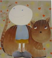 """Mackenzie Thorpe """"Love Is All"""" – SIGNED BY THE ARTIST – Limited Edition Giclee On Paper"""