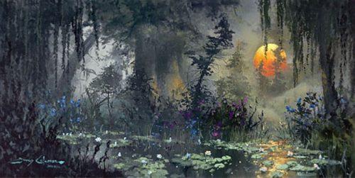 Light Through The Warm Mist