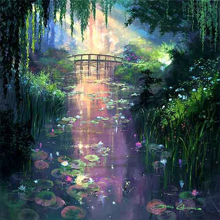 Pond Of Enchantment