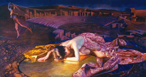 Fallen Goddess