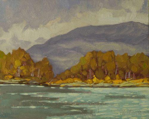 Along The River – Alaska