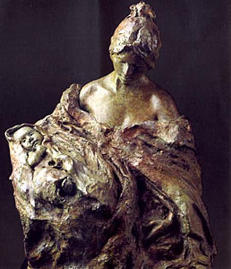 Genesis – Bronze Sculpture