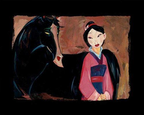 Mulan And Kahn
