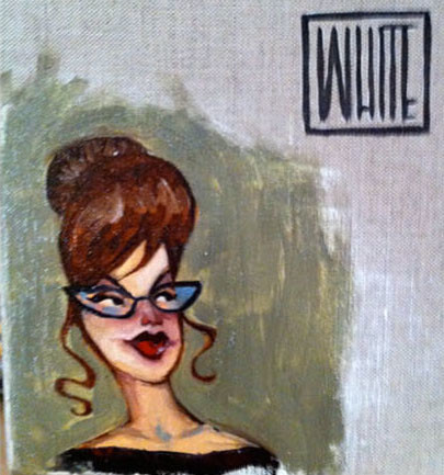 Art Of Todd White – Deluxe Book With Hand Painted Cover – 21 Of 25