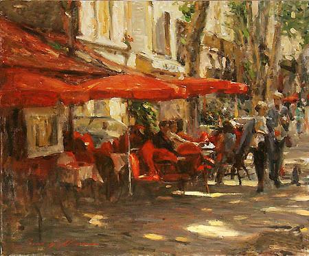 Cafe Aix En Provence