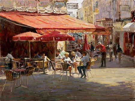 Cafe Et Pasteries